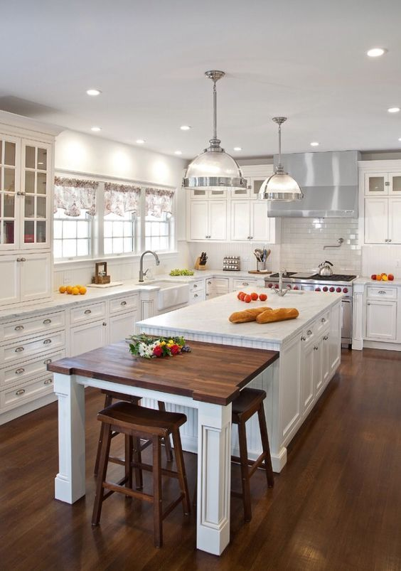 movable kitchen islands | Creative Remodeling Services of WNY